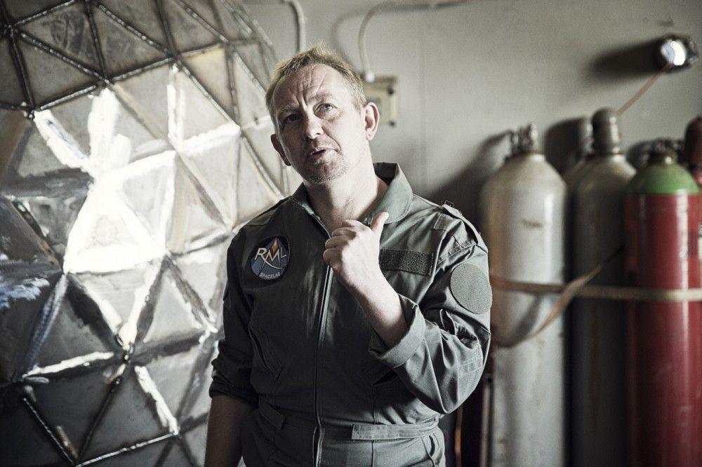 Peter Madsen träumte seit seiner Kindheit davon, eine Rakete zu bauen und ins All zu fliegen.