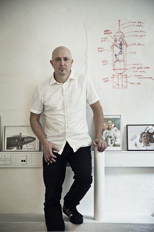 Kristian von Bengtson teilte Madsens Traum von einer selbstgebauten Rakete.