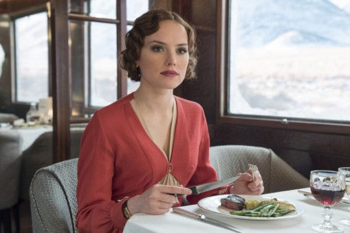 """Star Wars""-Entdeckung Daisy Ridley spielt Mary Debenham."
