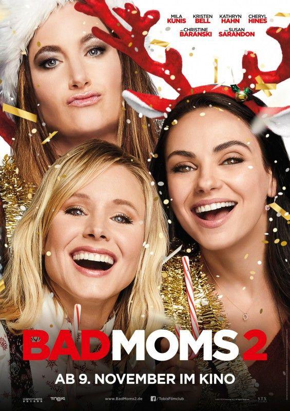 """Der Erfolg von """"Bad Moms"""" schrie nach einer Fortsetzung. Nun kommt das weihnachtliche Sequel """"Bad Moms 2"""" in die Kinos."""