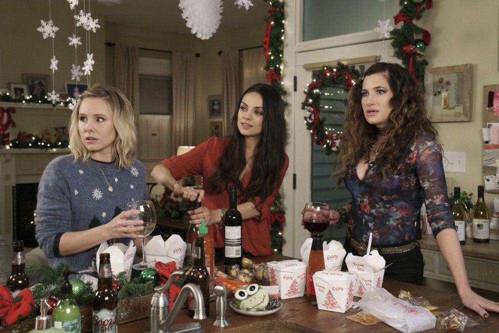 Hilfe, die Mütter sind da. Für (von links) Kiki (Kristen Bell), Amy (Mila Kunis) und Carla (Kathryn Hahn) definitiv ein Grund, zur Flasche zu greifen.