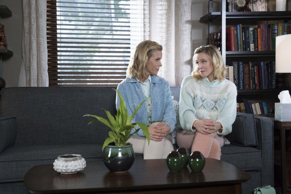 Cheryl Hines (links) und Kristen Bell könnten tatsächlich als Mutter-Tochter-Duo durchgehen.