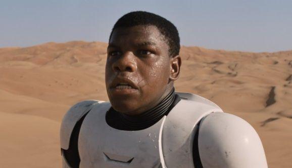 """Schaffte seinen internationalen Durchbruch als Sturmtruppler in """"Star Wars"""": Schauspieler John Boyega."""
