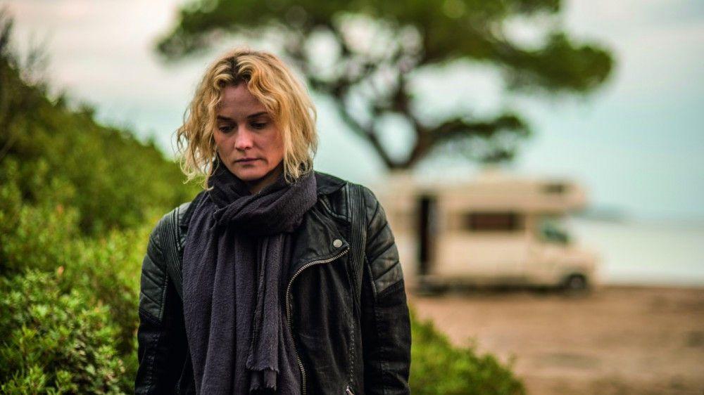 Katja (Diane Kruger) folgt den freigesprochenen Angeklagten nach Griechenland, um sich zu rächen.