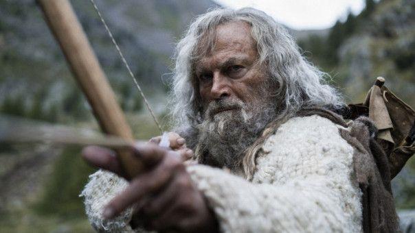 Franco Nero, als Django einst Held in Italo-Western, ist einer der Feinde des Jägers und Schamanen Kelab.