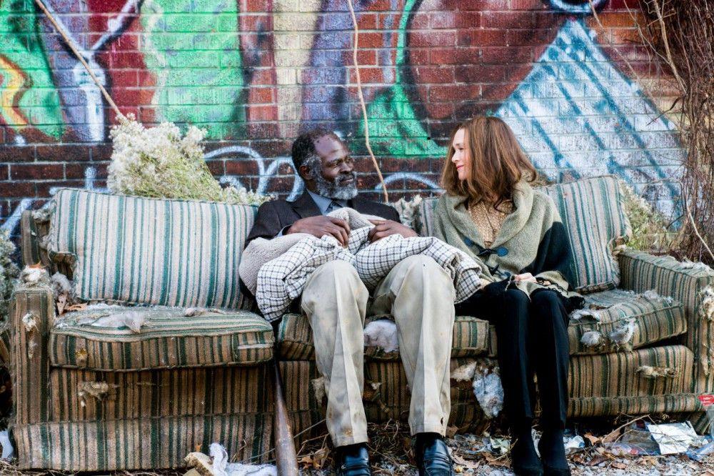 Deborah (Renée Zellweger) will Denver (Djimon Hounsou) unbedingt besser kennenlernen: Sie hat ihn in ihren Träumen gesehen.