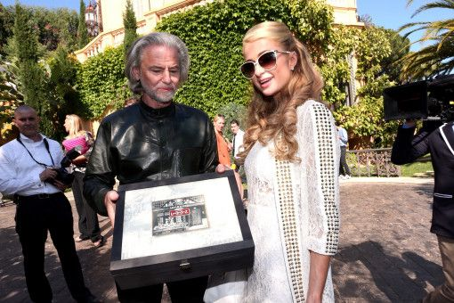 Beliebt bis Hollywood: Auch Paris Hilton hat Lambertz-Printen schon probiert.