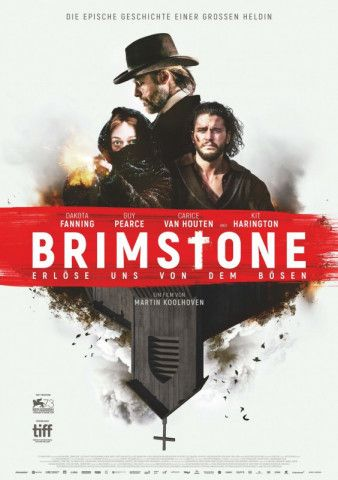 """Brimstone"" feierte bereits 2016 seine Premiere in Venedig."