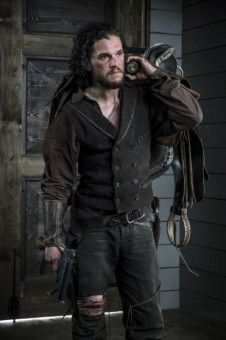 """""""Game of Thrones""""-Star Kit Harrington spielt in """"Brimstone"""" eine Nebenrolle."""