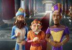 Die heiligen drei Könige dürfen natürlich nicht fehlen.