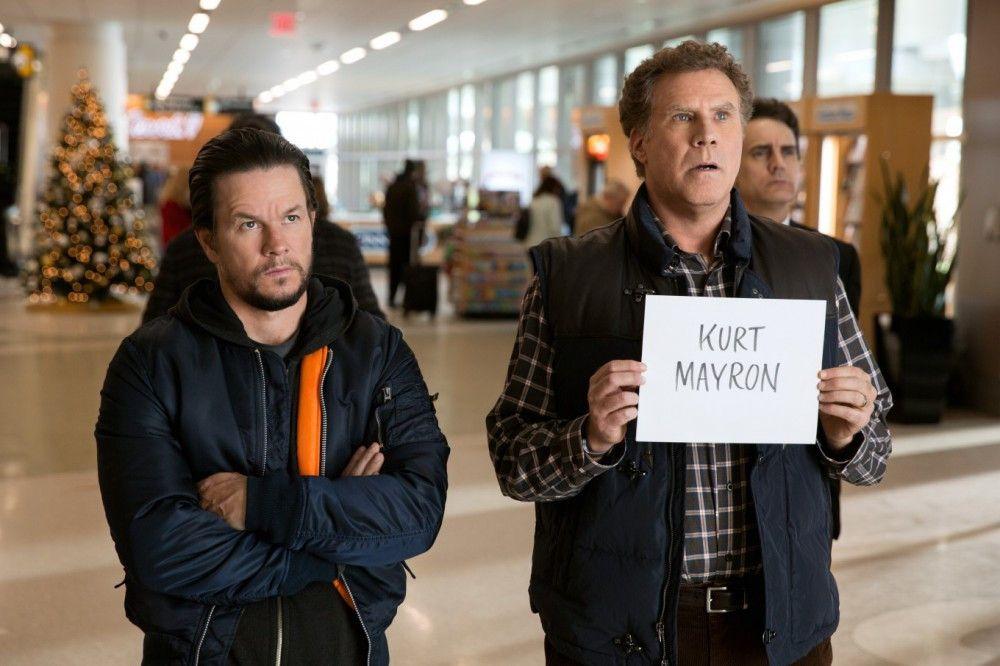 Im ersten Teil begruben Brad (Will Ferrell) und Dusty (Mark Wahlberg, links) das Kriegsbeil. Wird es über die Feiertage wieder ausgebuddelt?