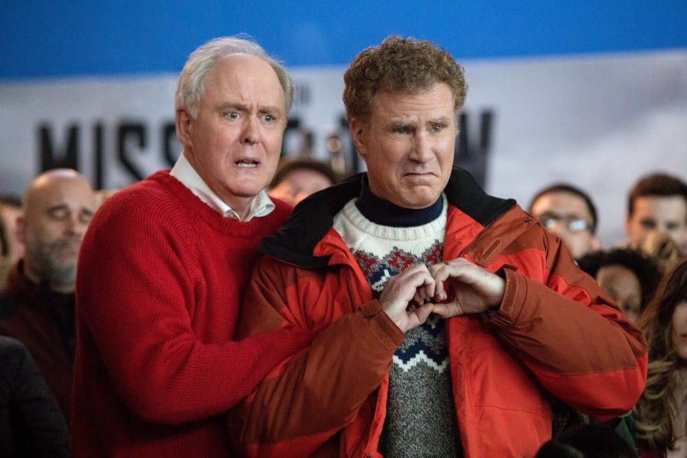 Ein Herz und eine Seele: Brad (Will Ferrell) und sein Vater Don (John Lithgow, links).
