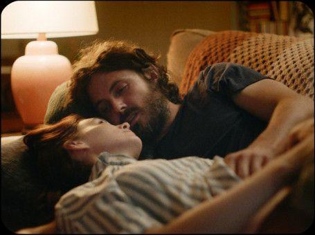 C (Casey Affleck) und seine Frau M (Rooney Mara) könnten glücklicher kaum sein.
