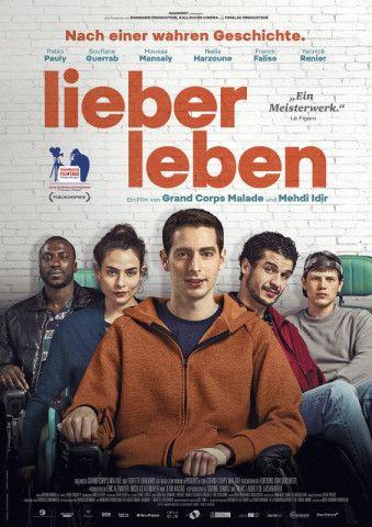 """Ein Film, um Längen besser als sein Plakat: """"Lieber leben""""."""