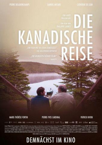 """In """"Die kanadische Reise"""" ist ein Mann auf der Suche nach seinen Wurzeln: gefühlige Familiengeschichte über eine Reise in die Vergangenheit."""