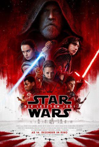 """Sicher mehr als nur ein klassischer Brückenfilm. Am 14. Dezember startet """"Star Wars: Die letzten Jedi"""" in den Kinos."""