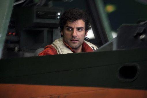 Ein Draufgänger wie einst Han Solo: Poe Dameron (Oscar Isaac).