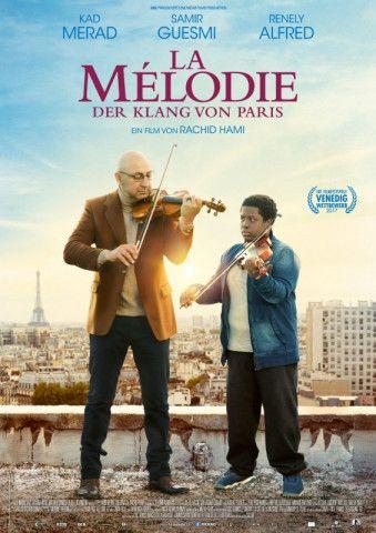 """""""La Mélodie"""" möchte durchaus anders sein als andere französische Schulfilme über benachteiligte Kinder, stimmt aber sehr bald ebenfalls die unsägliche Elite-Leier an."""