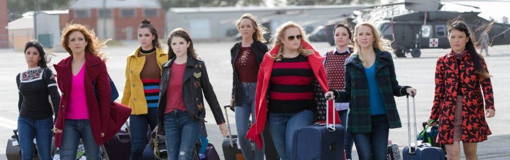 Die Bellas zu Beginn ihrer Europa-Tournee.