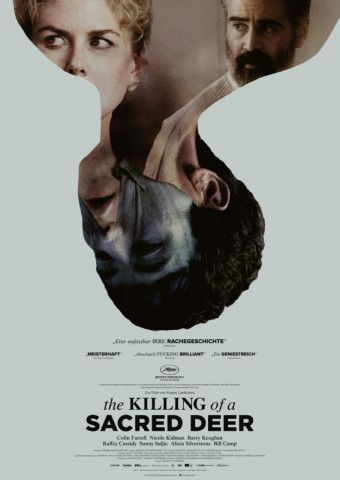 """Irres Angstkino des griechischen Regie-Shootingstars Yórgos Lánthimos: """"The Killing Of A Sacred Deer"""" mit Colin Farrell und Nicole Kidman ist einer der beunruhigendsten Filme des Jahres 2017."""