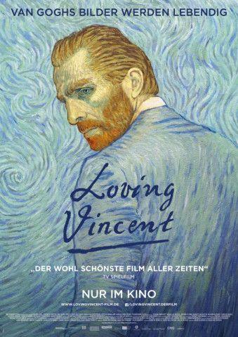Die Liebe zu van Gogh drückt sich in diesem Film auch durch eine äußerst aufwendige Inszenierung aus.