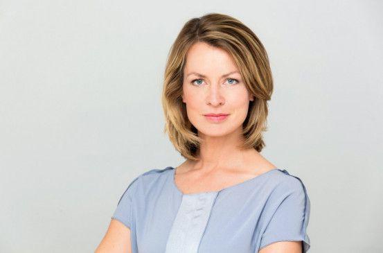 """Übernimmt fortan auch das """"Mittagsmagazin"""" für die ARD: Jessy Wellmer."""