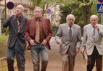 Die Komödie aus Luxemburg vereint mit Marco Lorenzi, André Jung, Fernand Fox und Pol Greisch (von links) ein Starensemble.