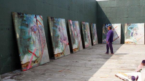 """Motiv aus """"Julian Schnabel - A Private Portrait"""""""