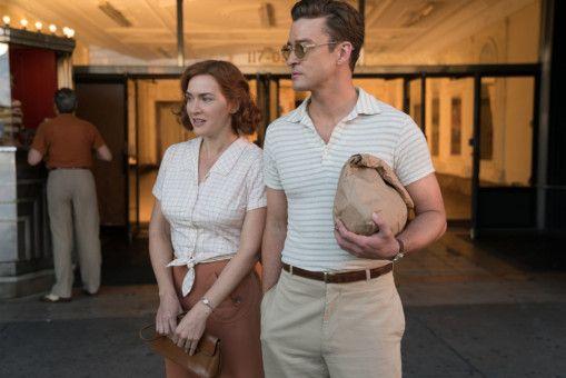 Ginny (Kate Winslet) entflieht ihrem eintönigen Leben, indem sie mit dem Studenten Mickey (Justin Timberlake) eine Affäre anfängt.