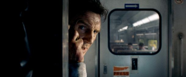 Michael MacCauley (Liam Neeson) bleibt wenig Zeit, um einen geheimnisvollen Passagier zu finden.
