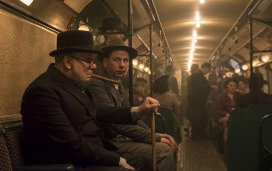 Was das Volk wirklich will? Churchill (Gary Oldman) findet es in der Londoner U-Bahn heraus.