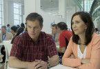 Paul (Matt Damon) und seine Ehefrau Audrey (Kristen Wiig) wollen sich schrumpfen lassen, um ein Leben in Luxus führen zu können.