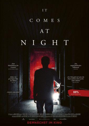 """Im Horrorthriller """"It Comes at Night"""" ist fast alles Leben auf der Erde aufgrund einer Infektionskrankheit ausgelöscht."""