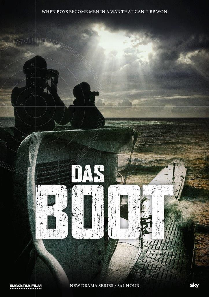 """Sky legt den Film-Klassiker """"Das Boot"""" als Serien-Format neu auf. Rund 25 Millionen Euro soll die Produktion der acht Episoden gekostet haben. Wann die Folgen bei Sky zu sehen sind, ist noch nicht bekanntgegeben worden."""