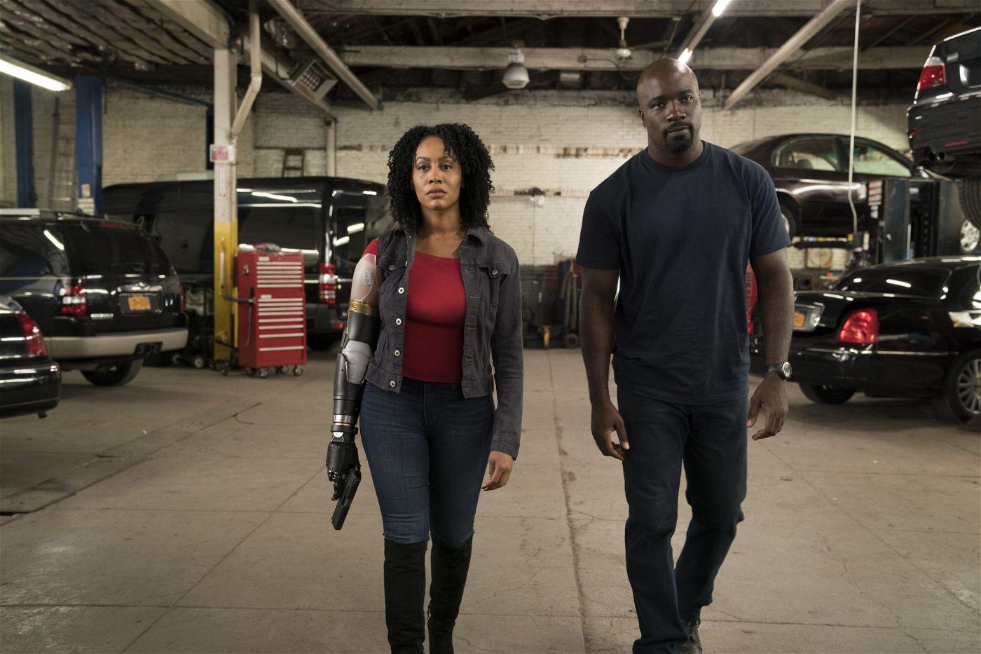 """Die Superhelden-Serie """"Luke Cage"""" ist am 22. Juni 2018 bei Netflix in die zweite Staffel gestartet."""