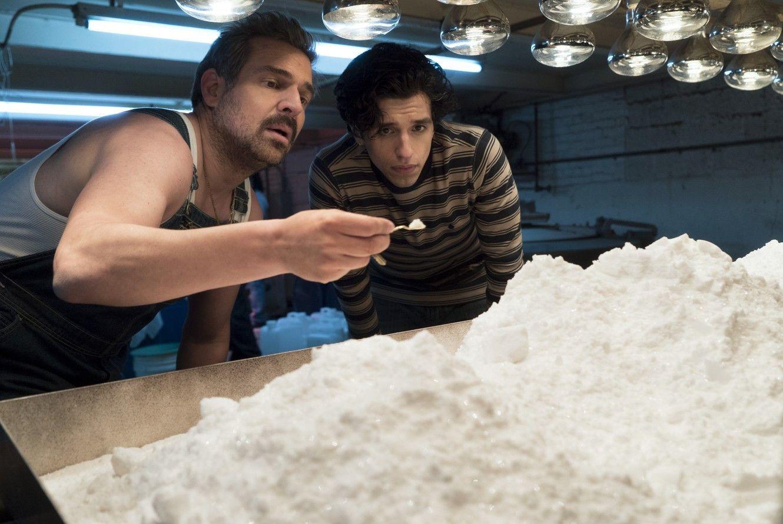 """Auch ohne den bisherigen Hauptdarsteller Pedro Pascal hat die Netflix-Serie """"Narcos"""" eine Zukunft. Ende 2018 soll die vierte Staffel verfügbar sein – mit Michael Peña und Diego Luna in den Hauptrollen."""
