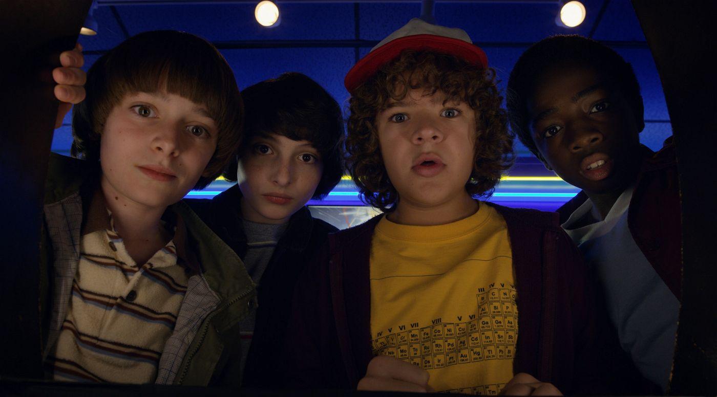"""Mitte 2018 soll die dritte Staffel der Netflix-Serie """"Stranger Things"""" starten. Ein genauer Starttermin wurde jedoch noch nicht bekanntgegeben."""