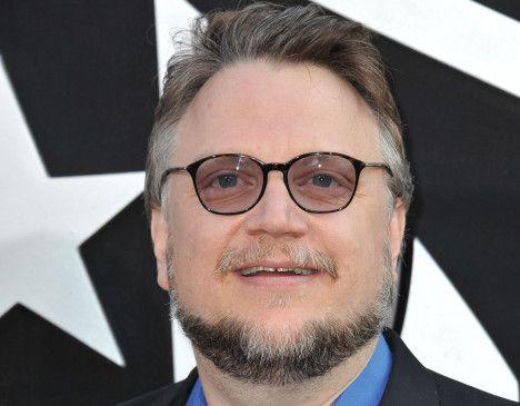 """Guillermo del Toro bei der Premiere zu seinem Film """"Pacific Rim""""."""