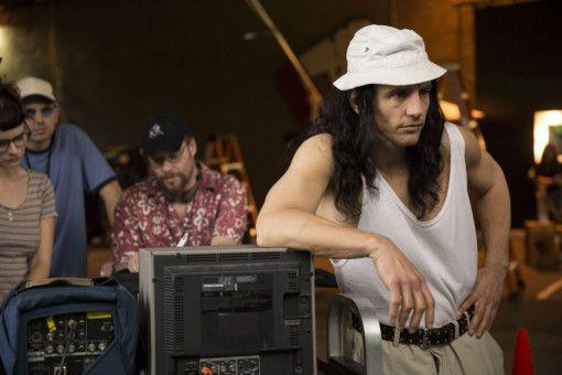 """Tommy (James Franco) will """"das größte Drama seit Tennessee Williams"""" auf die Leinwand bringen. Am Ende wird """"The Room"""" ein Desaster."""