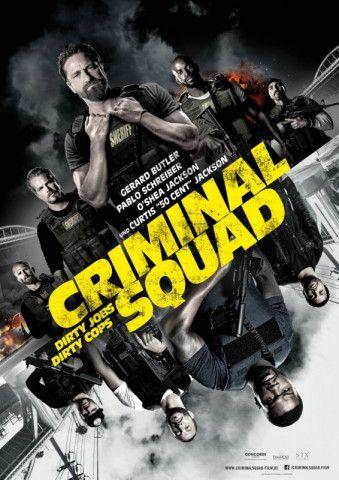 """Testosteron im Überfluss gibt es in """"Criminal Squad"""" zu sehen."""