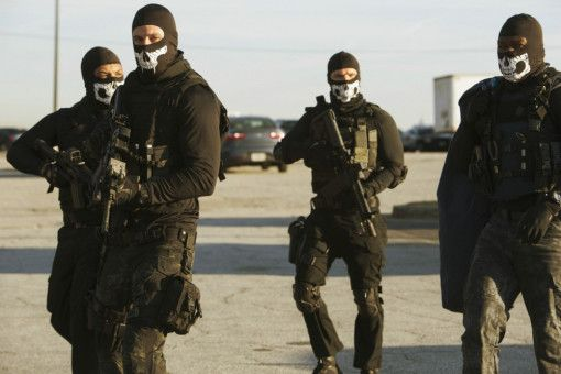 "Motiv aus ""Criminal Squad"""