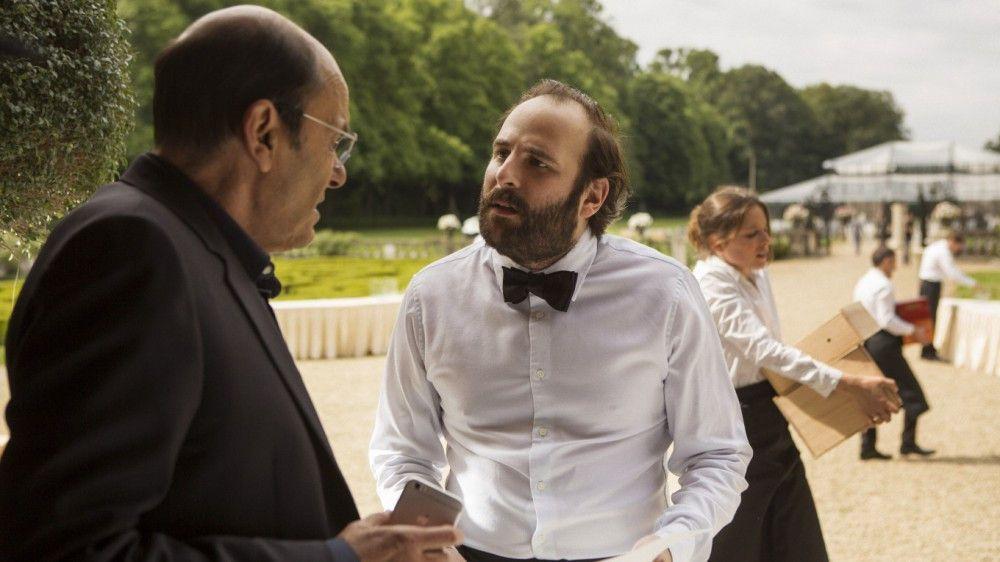 """Das französische Regieduo Olivier Nakache und Eric Toledano war bereits mit der Komödie """"Ziemlich beste Freunde"""" erfolgreich."""