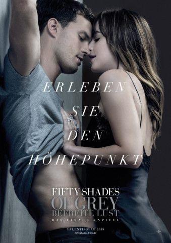 """Tatsächlich der """"Höhepunkt"""" einer Erfolgs-Trilogie? Die """"Fifty Shades of Grey""""-Saga geht mit """"Befreite Lust"""" zu Ende."""