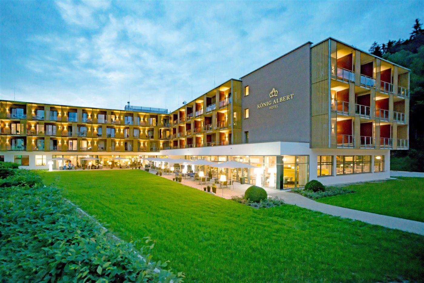 Abgeschieden, aber nicht einsam: Bad Elster ist ein kleiner Ort mit großer Geschichte.