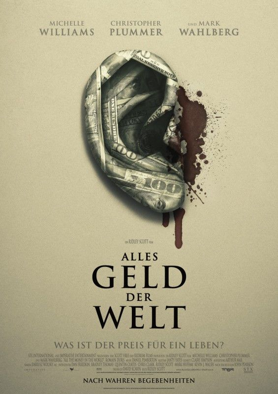 """Altmeister Ridley Scott und sein ebenfalls betagter Hauptdarsteller Christopher Plummer laufen mit dem Entführungsthriller """"Alles Geld der Welt"""" zur Höchstform auf."""