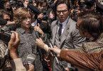 Die Presse verfolgt Gail (Michelle Williams) und Fletcher (Mark Wahlberg) auf Schritt und Tritt.