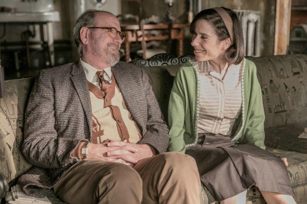 Elisa (Sally Hawkins) will mit der Hilfe ihres Nachbarn Giles (Richard Jenkins) das Wesen aus der Forschungseinrichtung befreien.