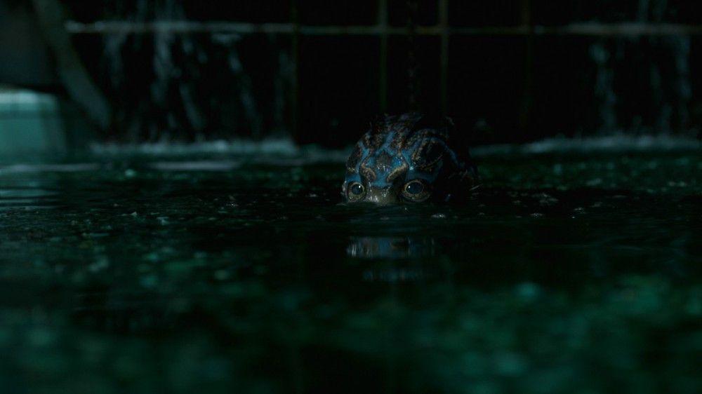 """Motiv aus """"Shape of Water - Das Flüstern des Wassers"""""""