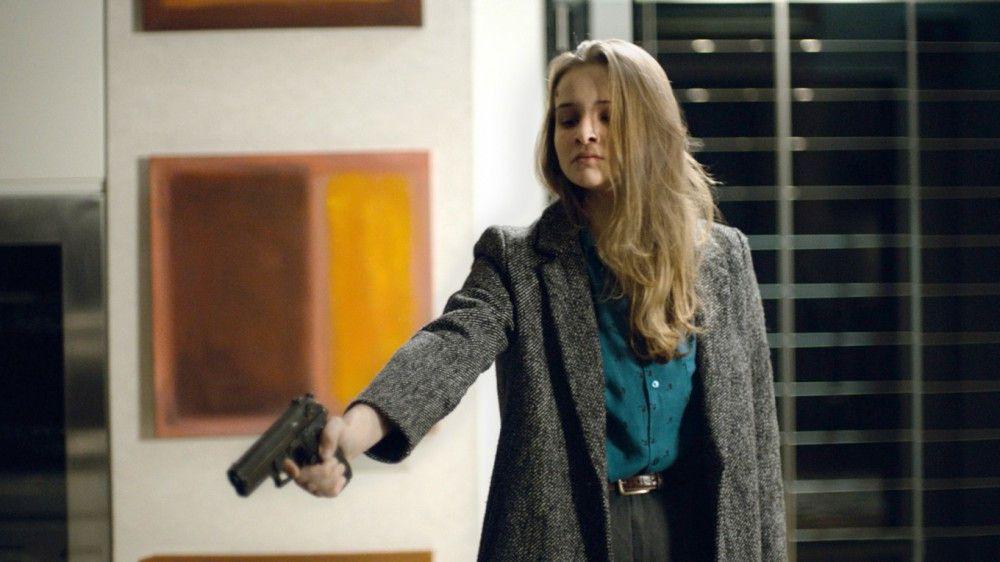 Wenn Luna (Lisa Vicari) von der Gejagten zur Jägerin wird, erhält der Film weiteren Elan, verliert aber an Realitätssinn.