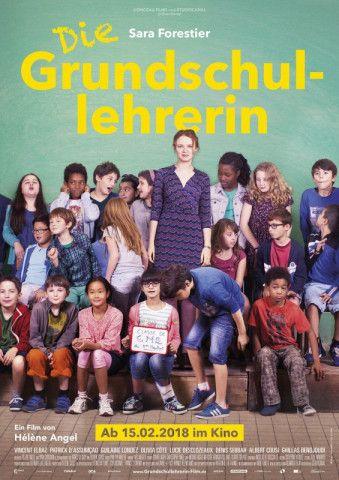 """""""Die Grundschullehrerin"""" zeigt, dass Kinder auch schon zu Beginn ihrer Schulzeit mit dem Ernst des Lebens konfrontiert sind."""